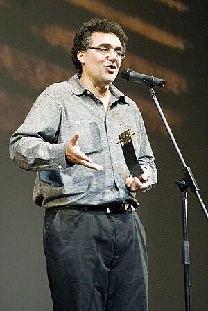 Rodrigo García (director) - Image: Rodrigo García Barcha