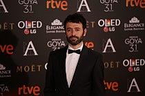 Rodrigo Sorogoyen en los Premios Goya 2017.jpg