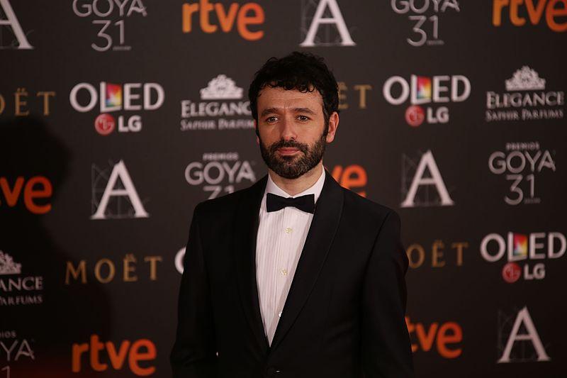 File:Rodrigo Sorogoyen en los Premios Goya 2017.jpg