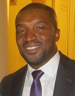Roger Cross Jamaican-Canadian actor