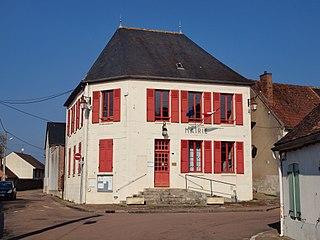 Rogny-les-Sept-Écluses Commune in Bourgogne-Franche-Comté, France