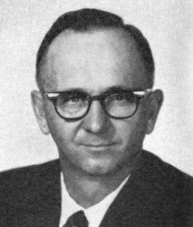 Rolland W. Redlin American politician
