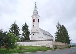 Roman Catholic Church Cristestii Ciceului.JPG