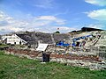 Roman Theatre, currently being restored, Stobi (7357800972).jpg