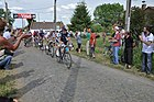 Ronde van Frankrijk 2010 Wanze-Arenberg Andy Schleck en Fränk Schleck (4e) 6-07-2010 16-54-51