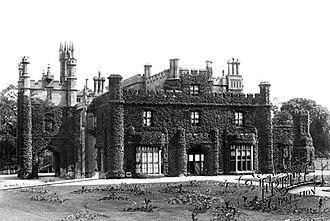 Rood Ashton House - Rood Ashton House, Wiltshire.