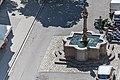 Rothenburg ob der Tauber, Brunnen in der Herrngasse, vom Rathausturm 20170526 001.jpg