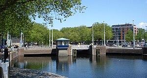 Crooswijk - Image: Rotterdam zaagmolenbrug