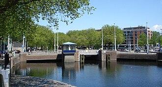 Crooswijk - Oude Noorden/Crooswijk. Zaagmolenbrug