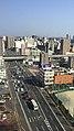 Route 210 that crosses the Nippou Line 2014-12-31.jpg
