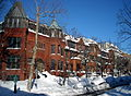 Row houses on 21st Street, N.W..JPG
