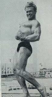 Roy Hilligenn South African bodybuilder