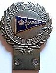 Royal Aero Club (RAeC) United Kingdom Car Badge.jpg