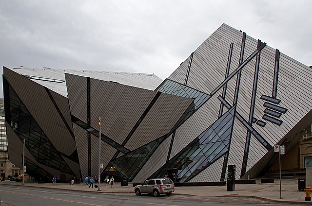 By Tony Hisgett from Birmingham, UK (Royal Ontario Museum 4  Uploaded by tm) [CC BY 2.0 (http://creativecommons.org/licenses/by/2.0)], via Wikimedia Commons