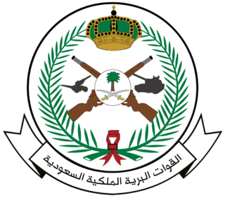 land warfare branch of Saudi Arabia