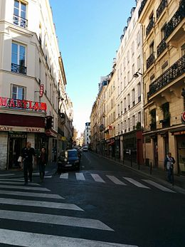 Image illustrative de l'article Rue de Montholon