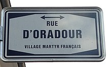 Rue d'Oradour in Luxembourg-City (sign).jpg