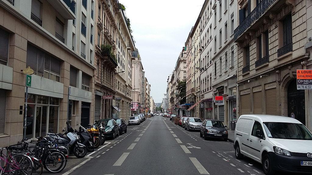 rue de l arbalète