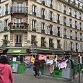 Rue du Château d'Eau, Rue du Faubourg Saint-Denis, Paris May 2015.jpg