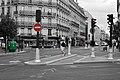 Rue le Peletier - Paris, France - April 22, 2011 - panoramio.jpg