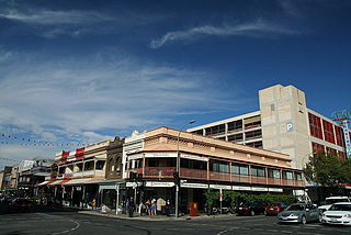 Rundle Street, Adelaide street in Adelaide, South Australia