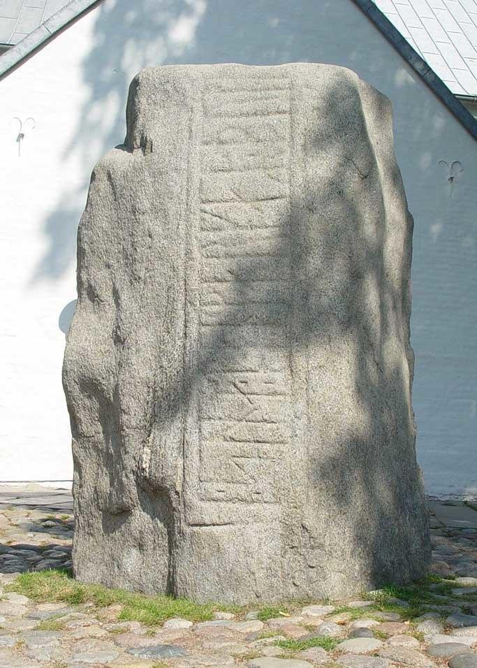 Runenstein Gorm 1