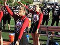 Rye High School Cheerleaders in Action.JPG
