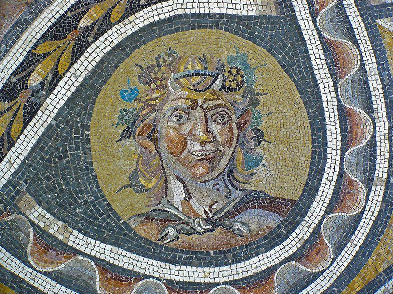 roman mosaic - image 1