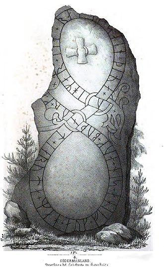 Södermanland Runic Inscription 292 - Image: Sö 292, Bröta
