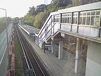 S-Bahnhof in Hamburg-Rissen 2009a.jpg