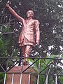 S.M Joshi Statue Front view.JPG