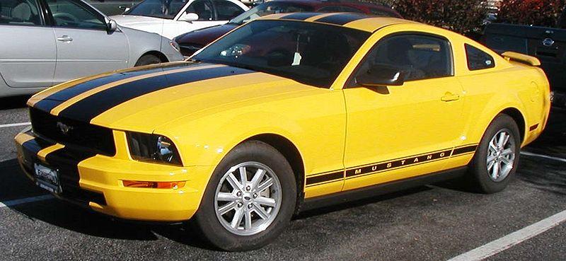 Ford Bullitt Mustang