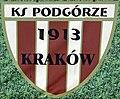 SC Podgorze logo, 21 Dekerta street, Krakow, Poland.jpg