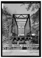 SE PORTAL ELEVATION - Tull Bridge, Spanning Saline River at CR 5, Tull, Grant County, AR HAER AR-77-7.tif
