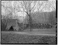 SOUTHWEST CORNER - Vesuvius Iron Furnace, County Road 29, Ironton, Lawrence County, OH HAER OHIO,44-IRON.V,2-5.tif