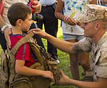 SP-MAGTF Africa 14 participates in National Night Out 140806-M-IU187-009.jpg