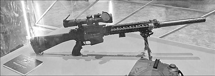 Knight's Armament Company SR-25 - Wikiwand