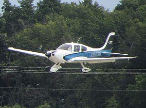 Cirrus SR22 - 2013-built Cirrus SR22 Gen 5