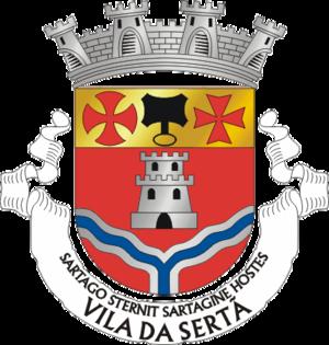 Sertã - Image: SRT