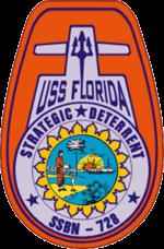 SSBN-728 insignia