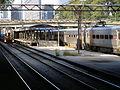SShore passing Van Buren St Station P9190170.JPG