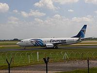 SU-GDB - B738 - EgyptAir