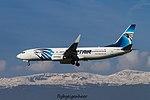 SU-GDY Boeing B737-866-W B738 - MSR (32156162173).jpg