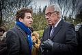 Sacha Reingewirtz et Yossi Gal à Sarre-Union 17 février 2015.jpg