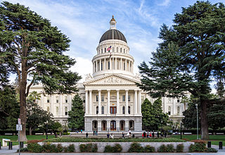California State Capitol State capitol building of the U.S. state of California