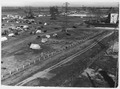 Sacramento, California. Squatter camp of agricultural labor migrants one-eighth mile outside limits . . . - NARA - 521747.tif