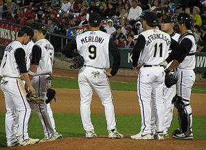Sacramento River Cats - River Cats players in 2007