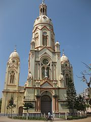 Sacred Heart Cathedral Tuticorin