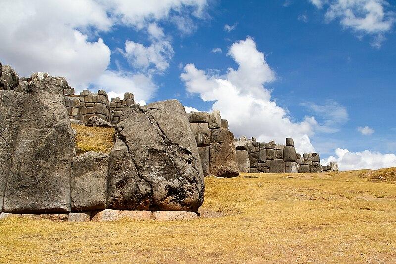 sacsayhuaman wall