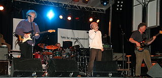 Trygve Thue Norwegian musician